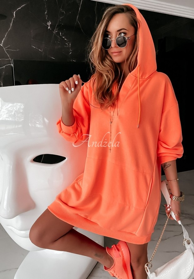 Bluza Tunika Lazart Orange