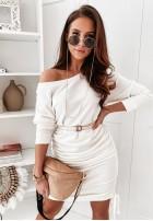Bluza Sukienka Catania Ecru