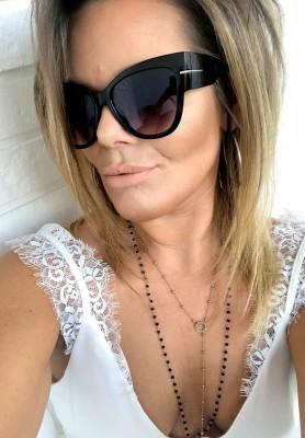Okulary Celeste Black