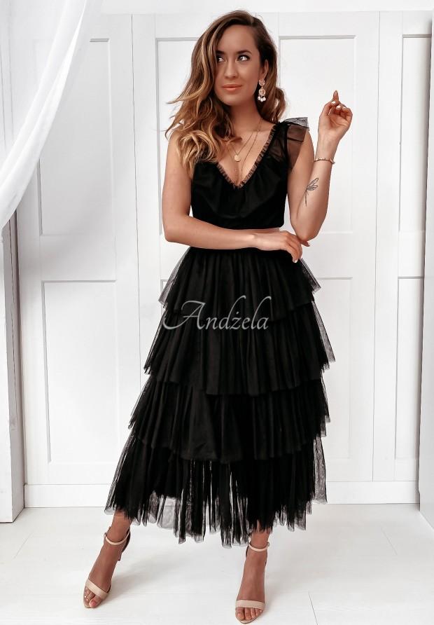 Sukienka Tiul Bella Black