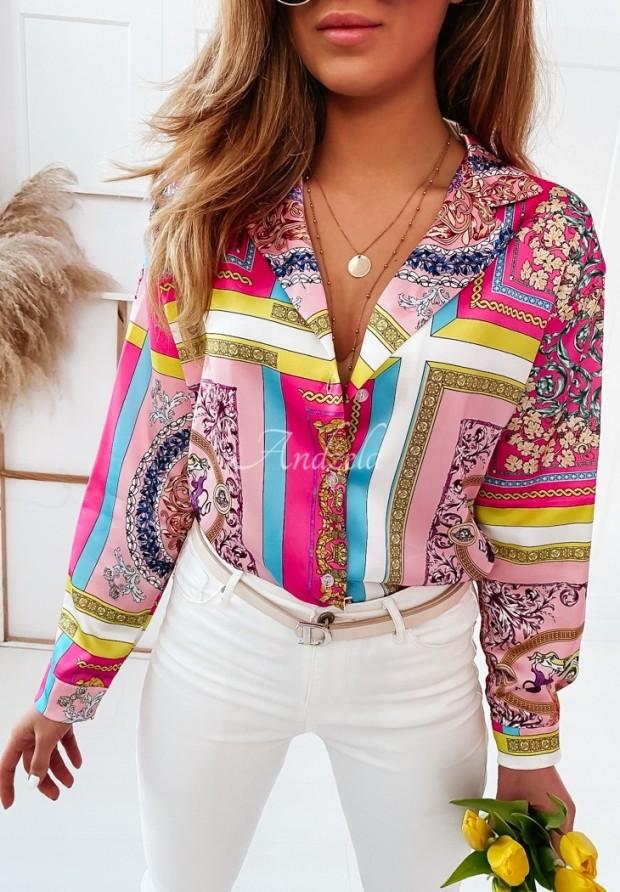 Koszula Andaman Color