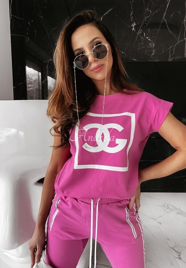 T-shirt Chlloe Pink