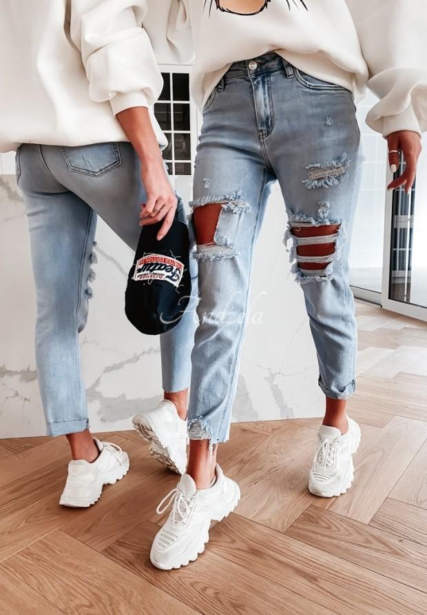 Spodnie Jeans Dorri