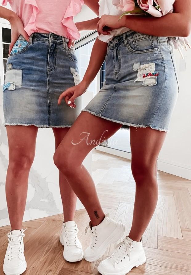Spódniczka Jeans Toni