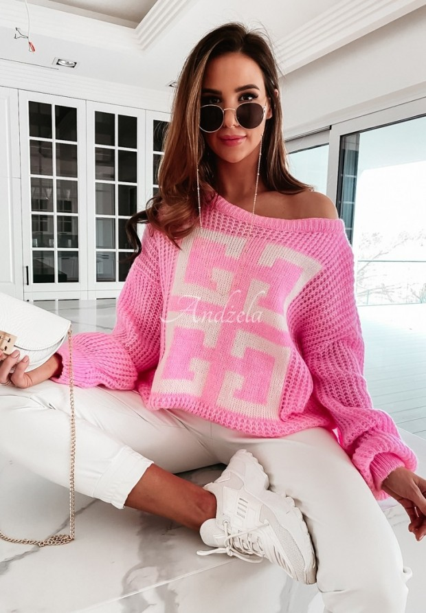 Sweter Perres Pink