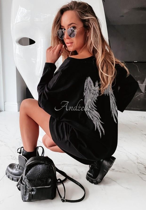Bluzka Tunika Venna Black