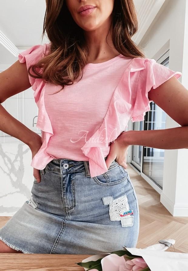 Bluzka Minoss Pink