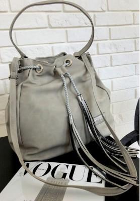 18010 Torebka Xanta  Grey