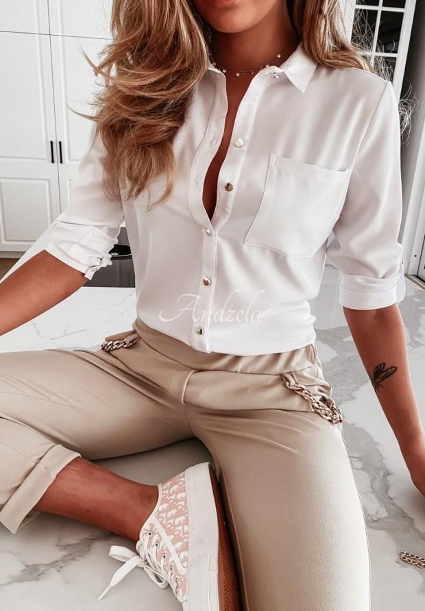 Koszula Simpli White