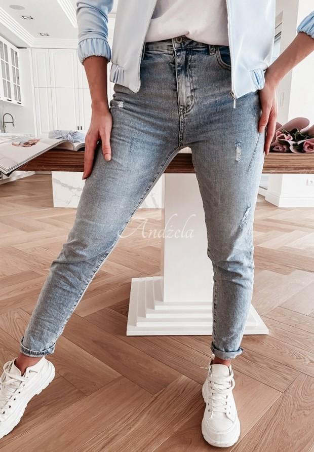 Spodnie Jeans Abellio