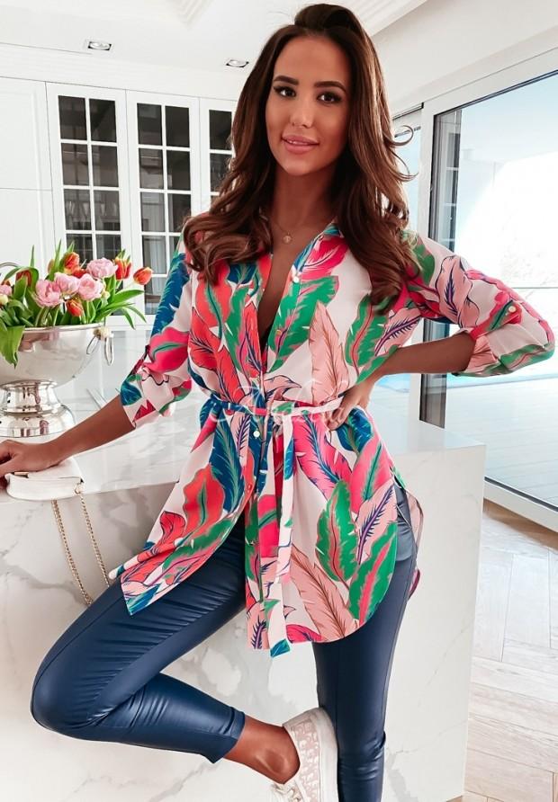 Sukienka Koszula Brelda Color