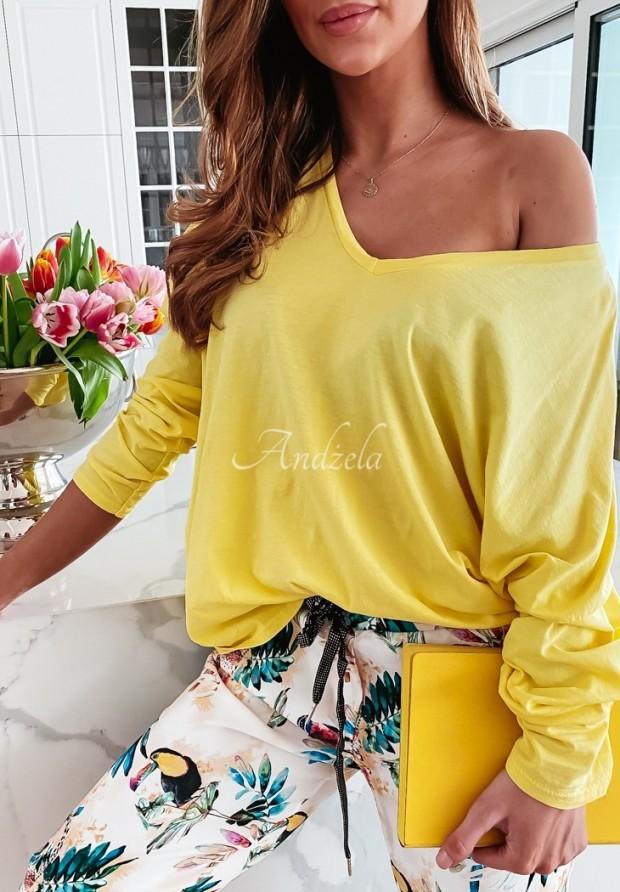 Bluzka Navarla Yellow