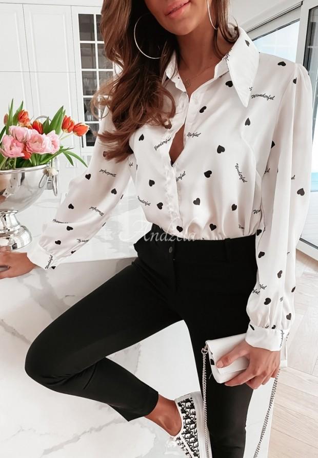 Koszula Wonderful White