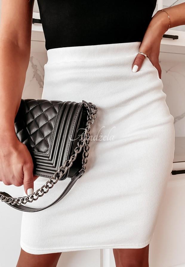Spódnica Slim Skirt Ecru