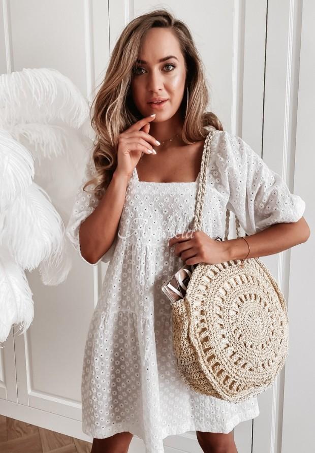 Sukienka Boho Farina White