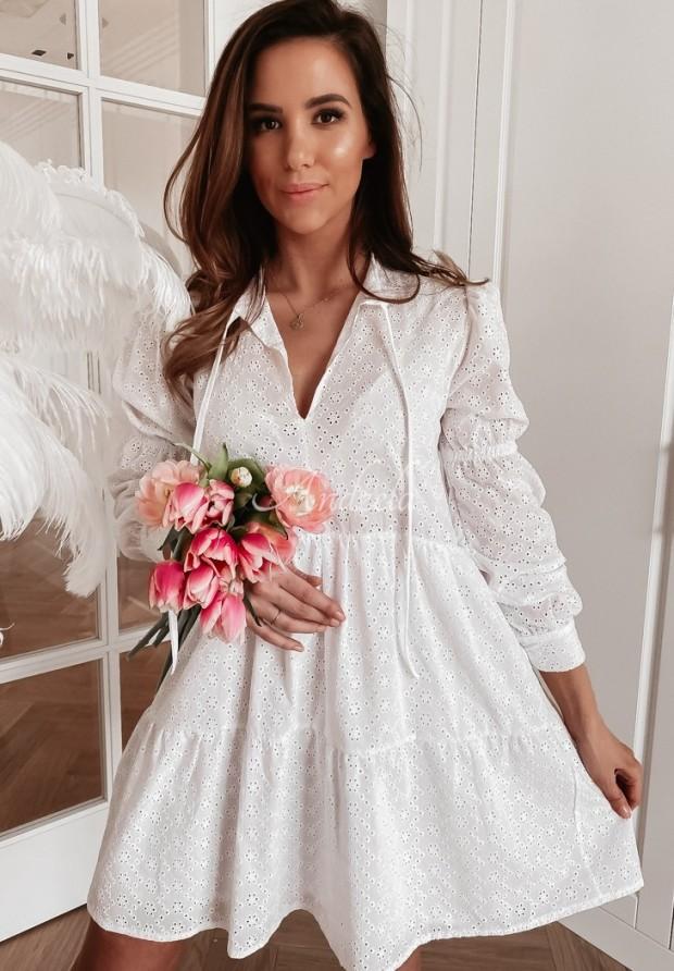 Sukienka Boho Veneto White