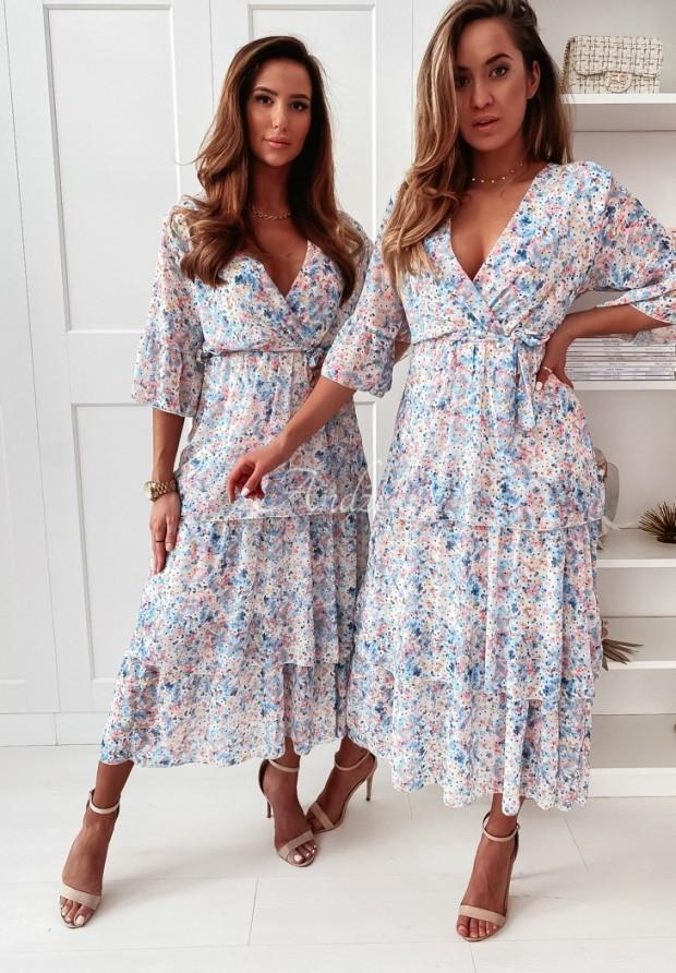 Sukienka Fellsen Blue