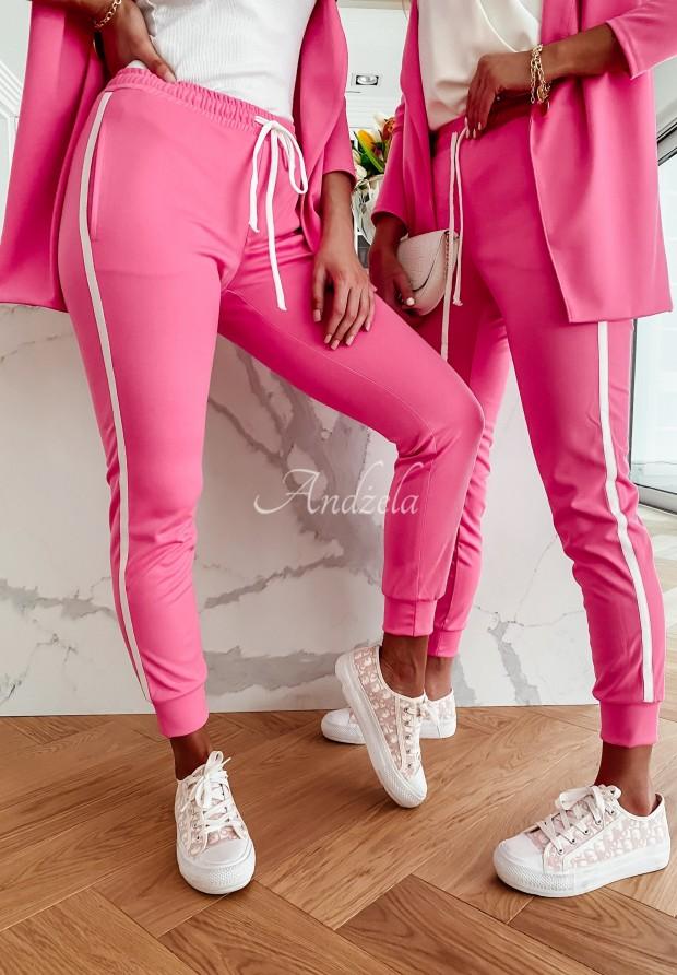 Spodnie Sporty Pink