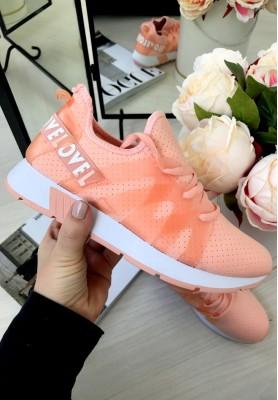 KF2 Buty Adidasy Love Pink