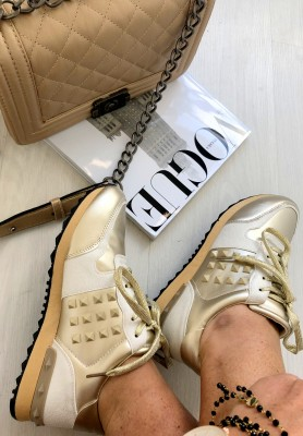 16-5 Buty Adidasy Wendy Gold