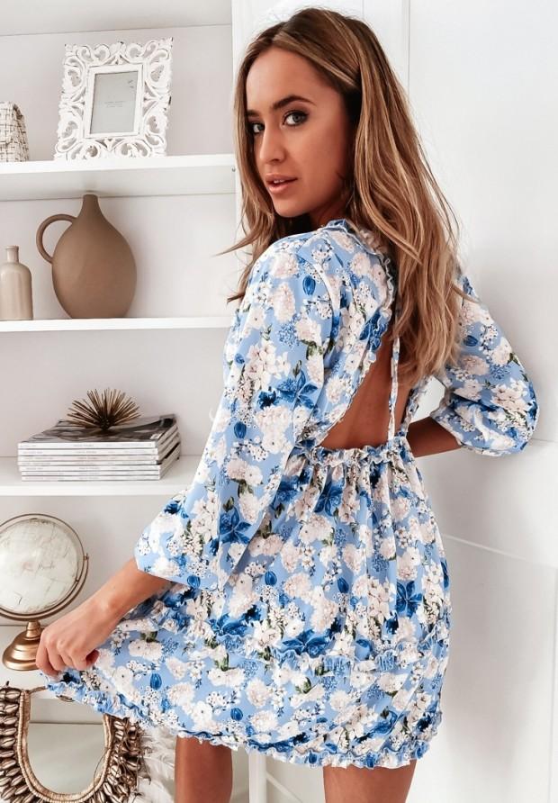 Sukienka Lisette Baby Blue