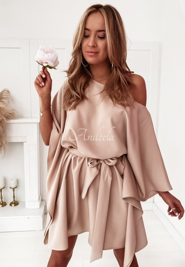 Sukienka Corneille Nude