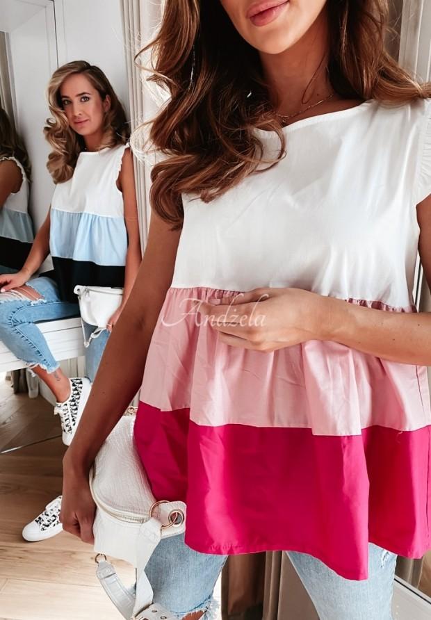 Bluzka Ostella Pink