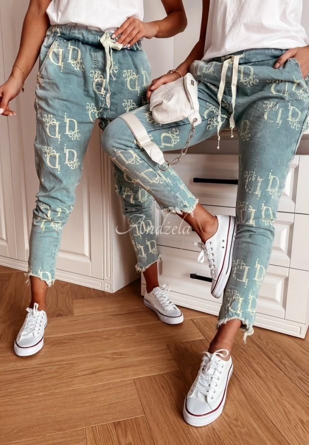 Spodnie Jeans Deare