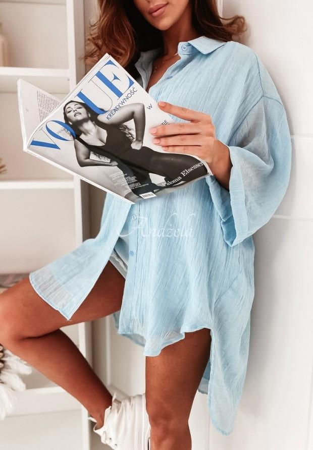 Koszula Tunika Mirelle Blue