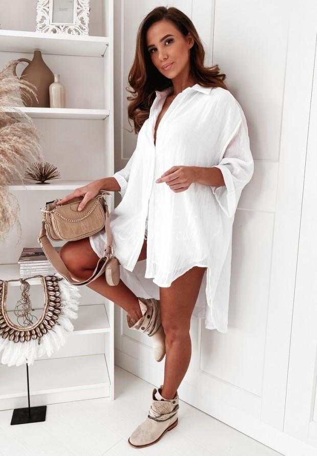 Koszula Tunika Mirelle White