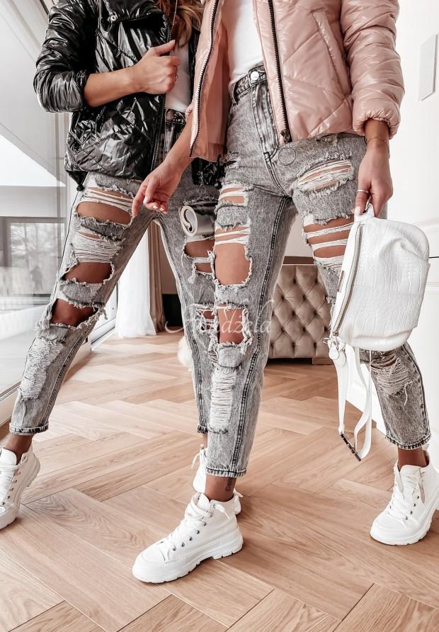 Spodnie Jeans Bestis Grey