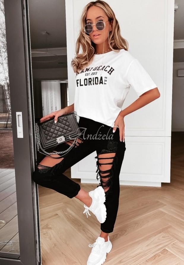 Spodnie Jeans Quessa Black