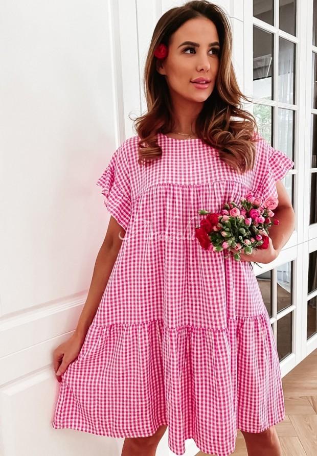 Sukienka Defro Pink