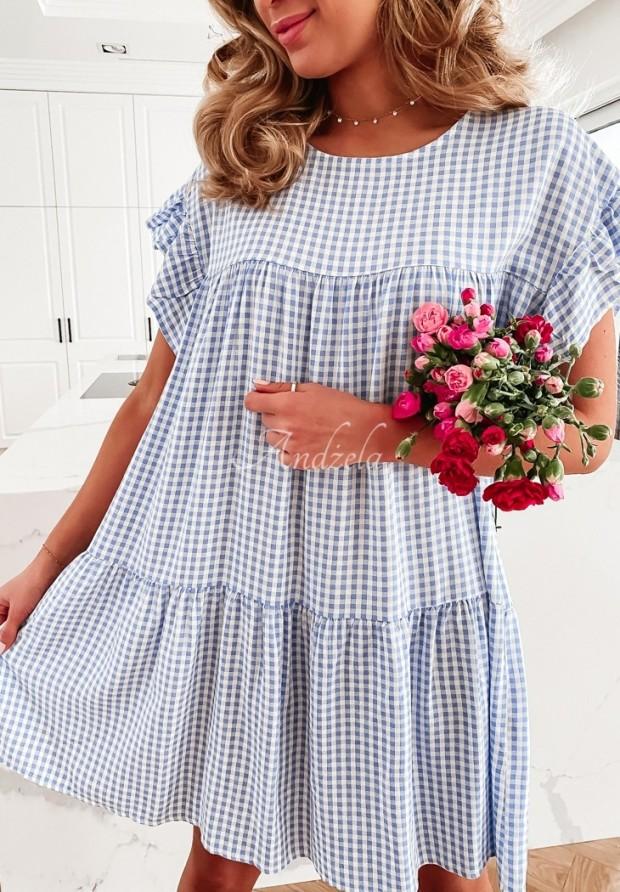 Sukienka Defro Blue