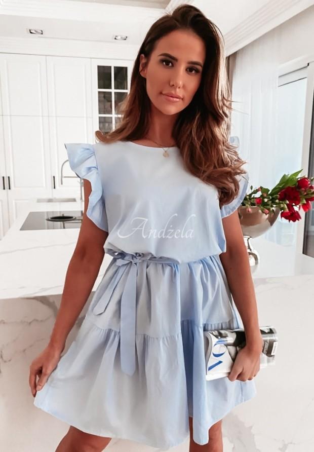 Sukienka Zurra Baby Blue