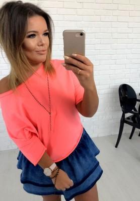 Bluzka Friki Neon Pink