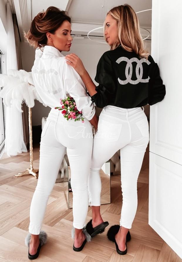 Spodnie Jeans Aramis White
