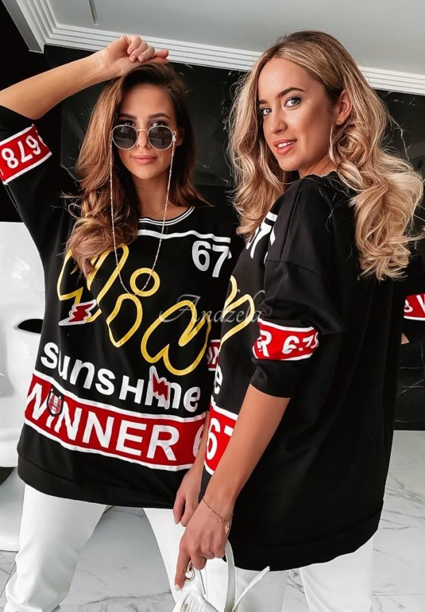 Bluza Winner Black