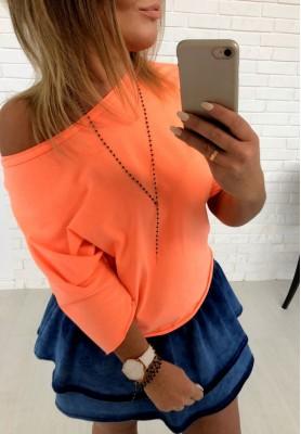 Bluzka Friki Neon Orange