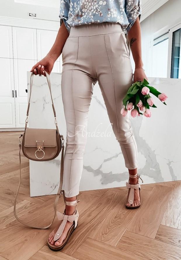 Spodnie Belemi Nude
