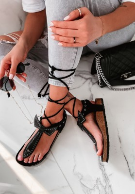 Sandałki Negri Black