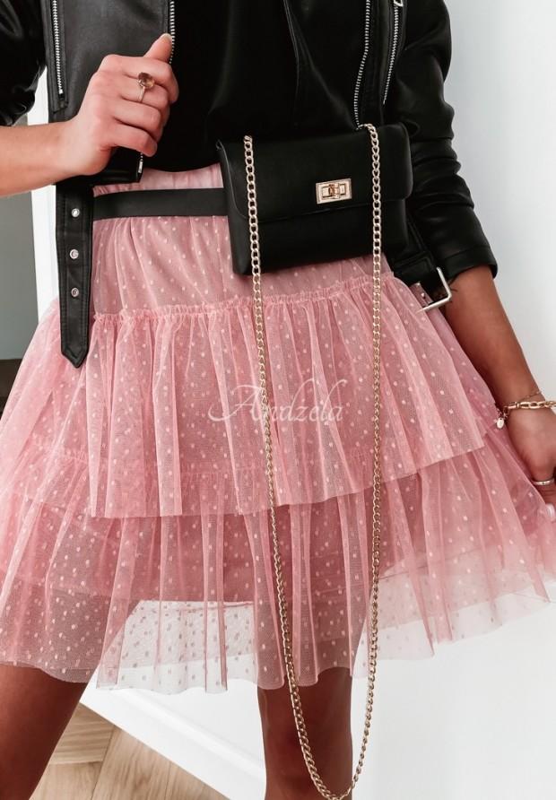 Spódnica Tiul Missy Dots Pink