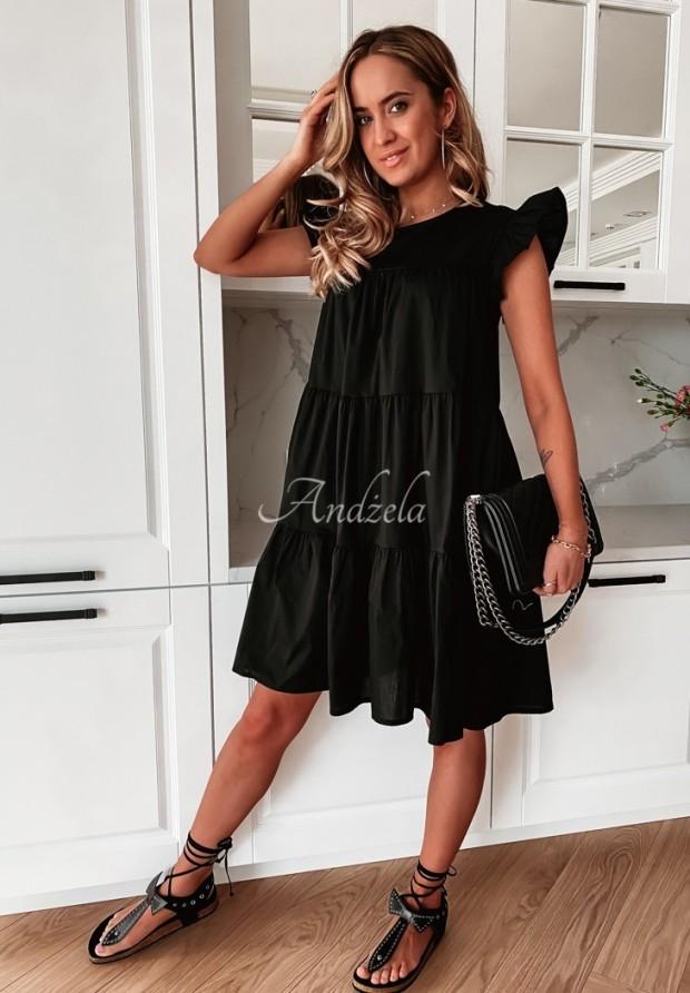 Sukienka Gerea Black