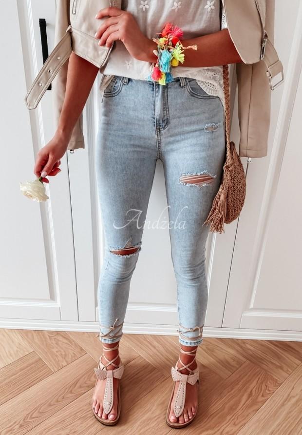 Spodnie Jeans Porta