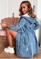 Kurtka Katana Santini Jeans Blue