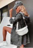 Kurtka Katana Santini Jeans Dark Grey