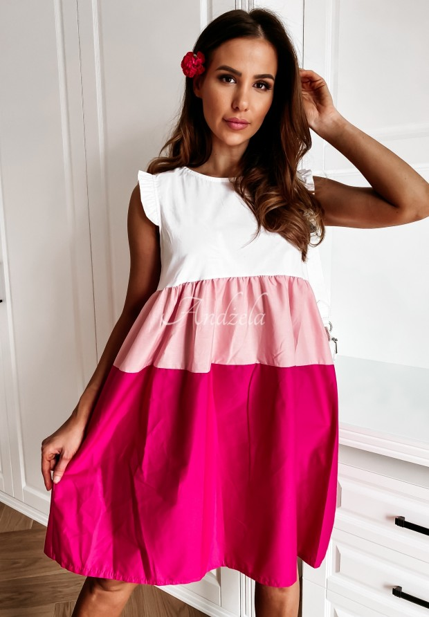 Sukienka Arlia Pink