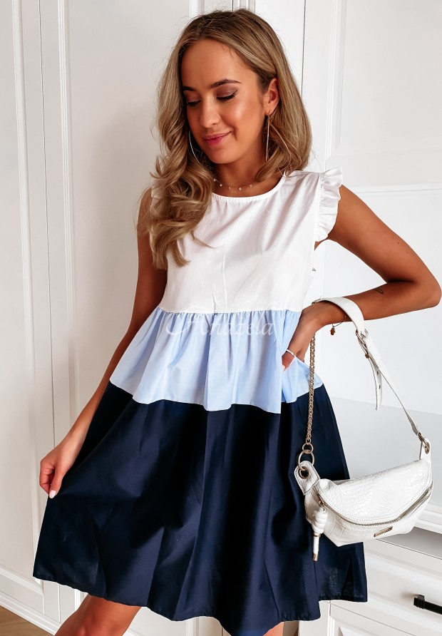 Sukienka Arlia Blue