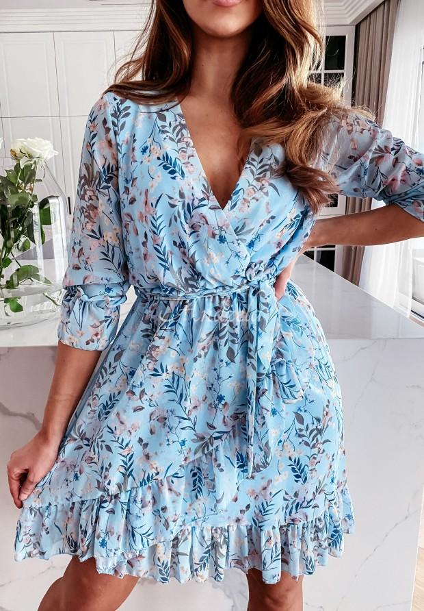 Sukienka Davey Blue