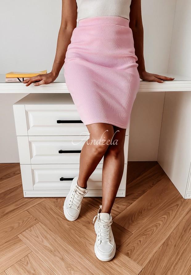 Spódnica Slim Skirt Pink